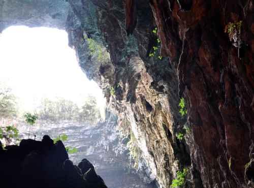A Nap és a barlang