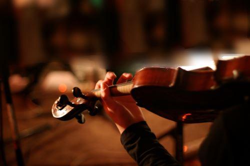 Az ismeretlen hegedűs