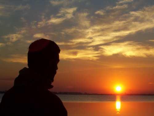 egyedul_naplemente