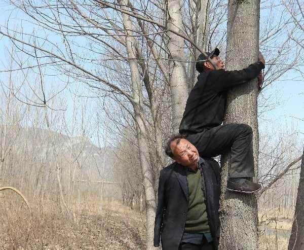 Mindennapi Motiváció – Jia Haixia és Jia Wenqi