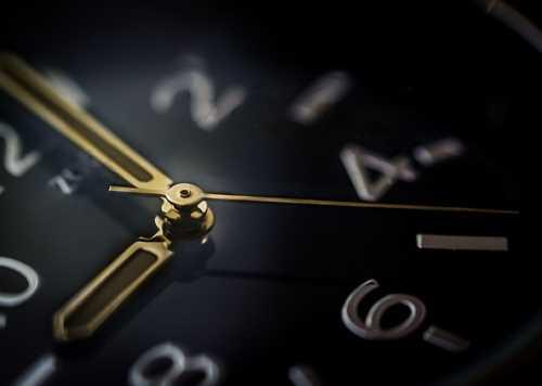 Van egy kis időd? – Talán csak azt hiszed…