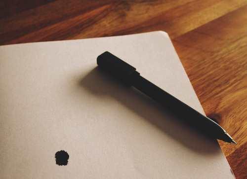 A kis fekete folt – egy lecke az életről