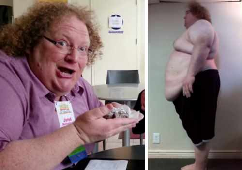 Mindennapi Motiváció – A férfi, aki 130kg-ot fogyott