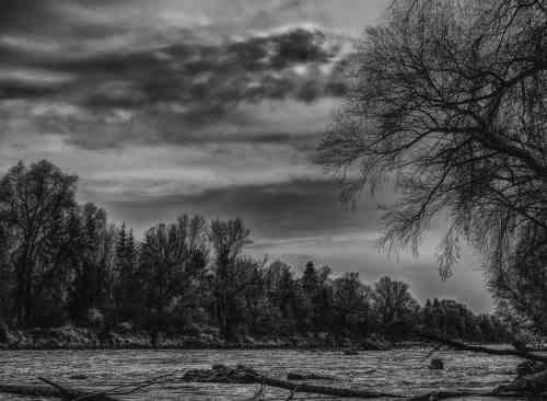 A folyó tanítása – egy tanmese a görcsös ragaszkodásról