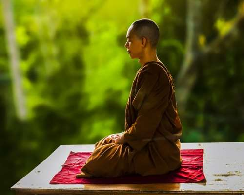 A zen szerzetes – egy tanmese érzelmeink hatásáról