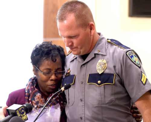 Mindennapi Motiváció – A nagymama, aki megmentette egy rendőr életét