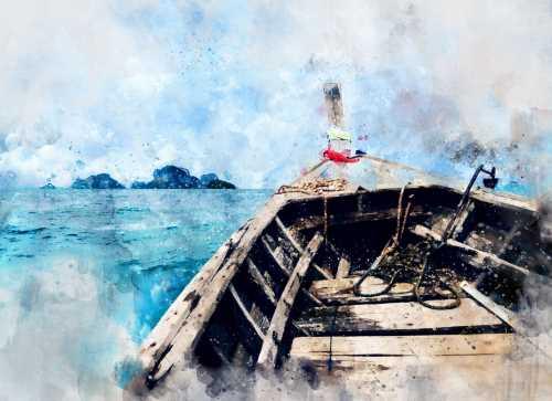 Senki nincs a hajóban – egy taoista történet indulataink kezeléséről