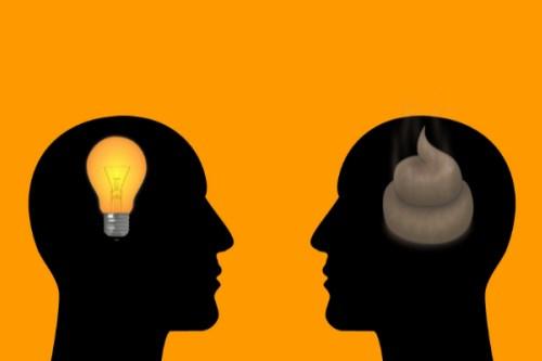 Intelligens és annak látszó emberek